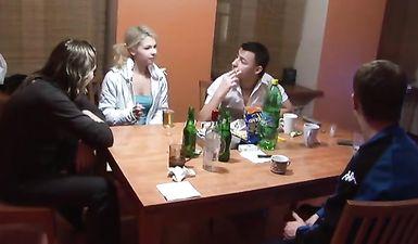 Русскую студентку пустили по кругу за проигрыш в карты