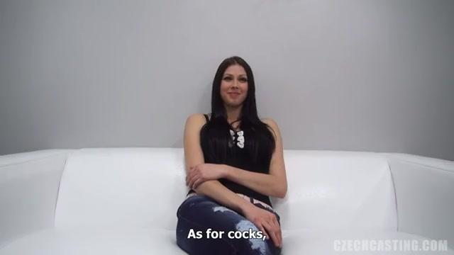 Длинноногие порно кастинг