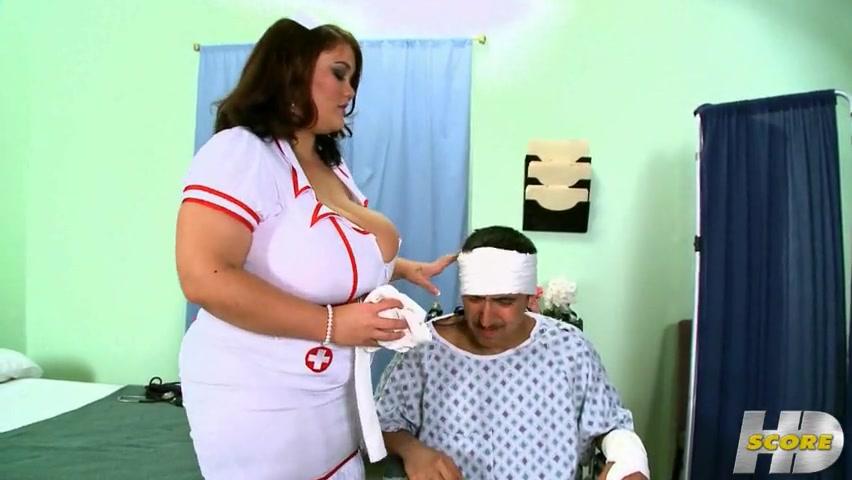 Ебля с медсестрой большие сиськи