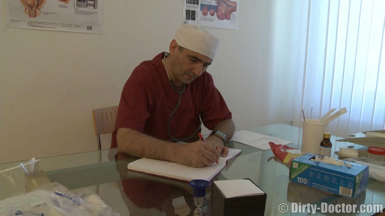 Секс в русской больнице