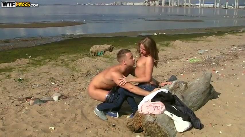 русская пара на море порно видео