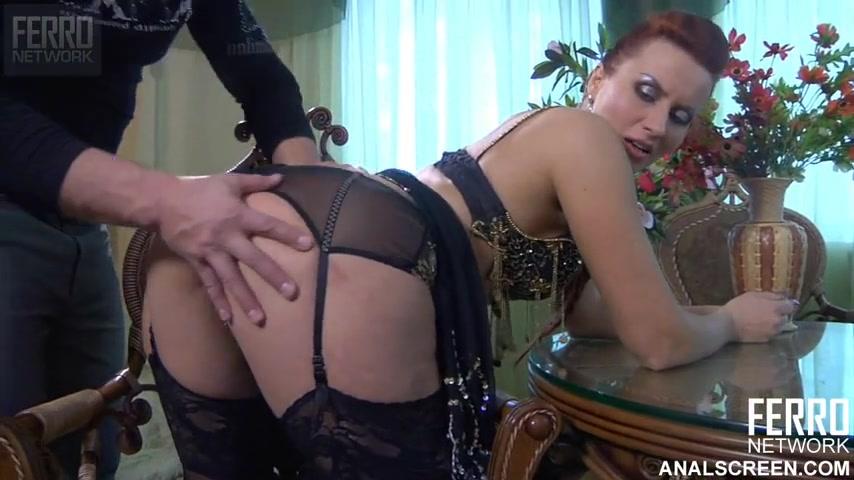 зрелая рыжая женщина в порно