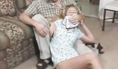 Отец усыпил дочку и изнасиловал ее
