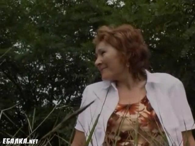 Порно мма и сын в лесу