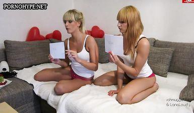 Домашний секс свингеров с молодыми женами