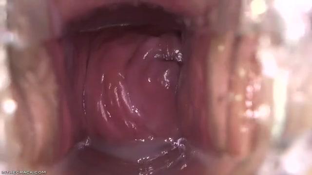 Порно молоко влагалище
