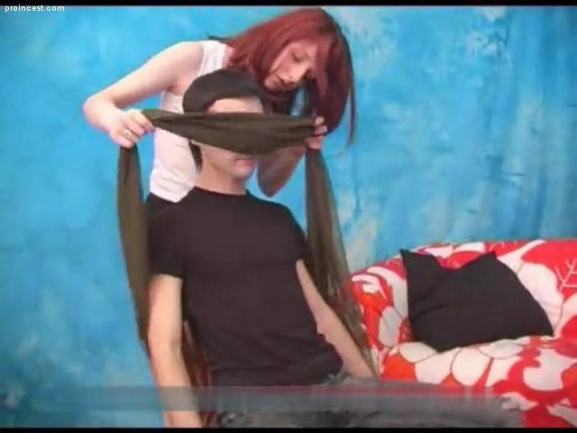 Порно видео рыжая сестренка