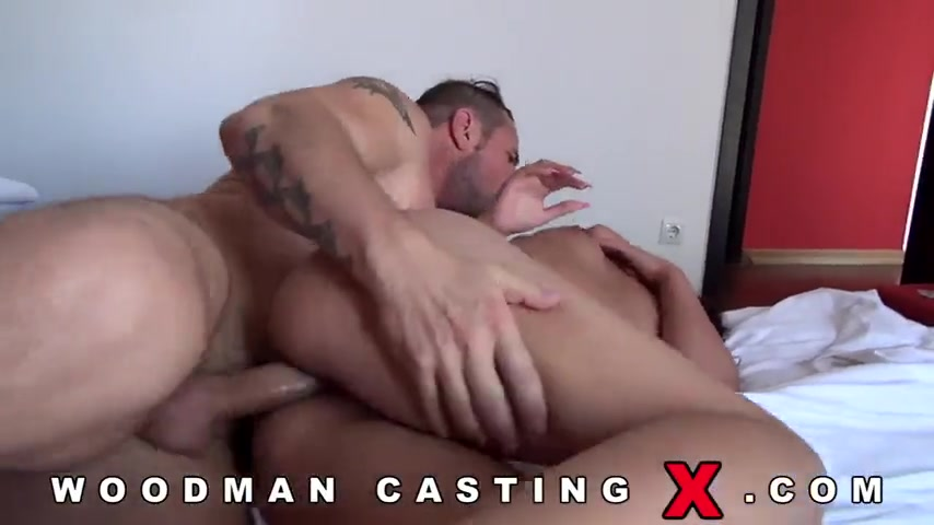 Порно кастинг красоты