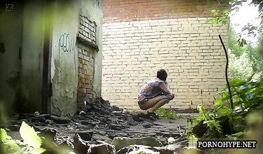 Эротика В Заброшенном Доме
