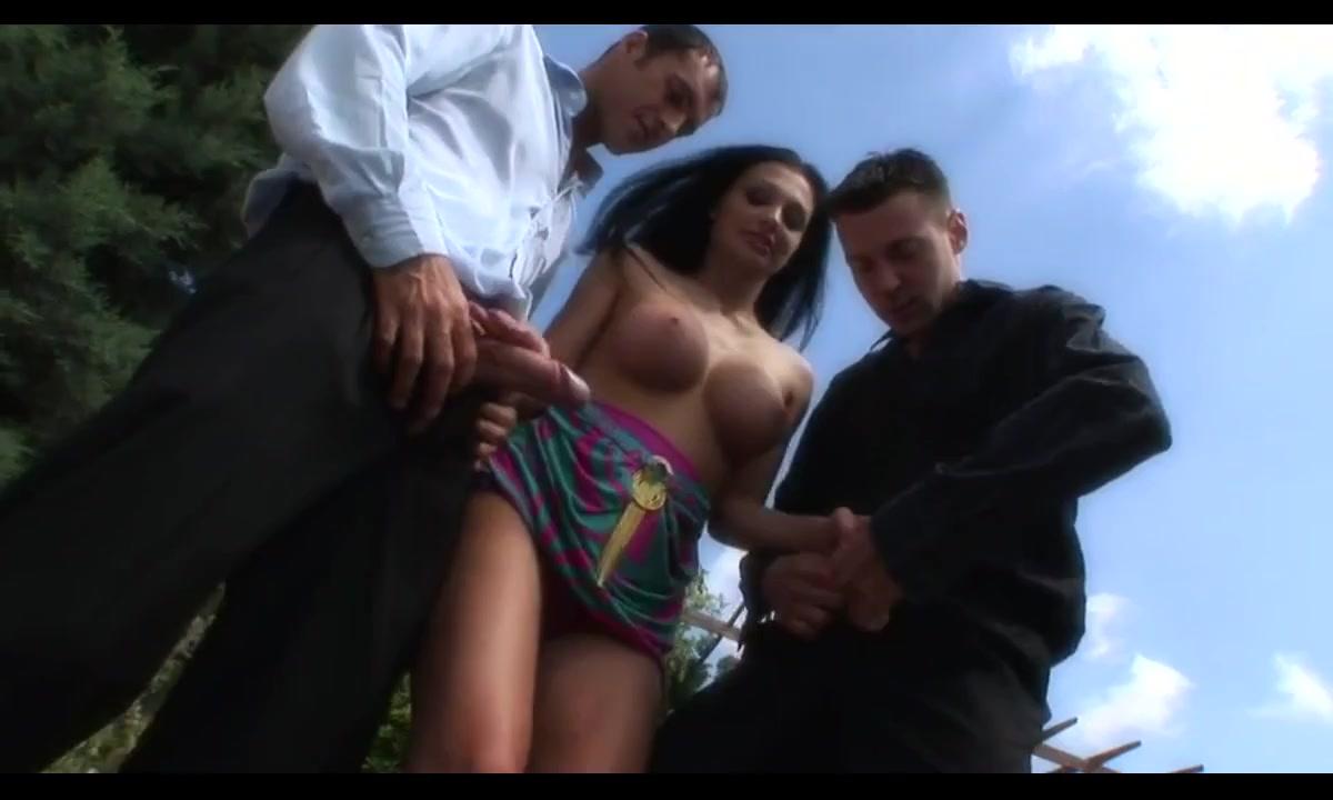 Онлайн видео анального групового секса