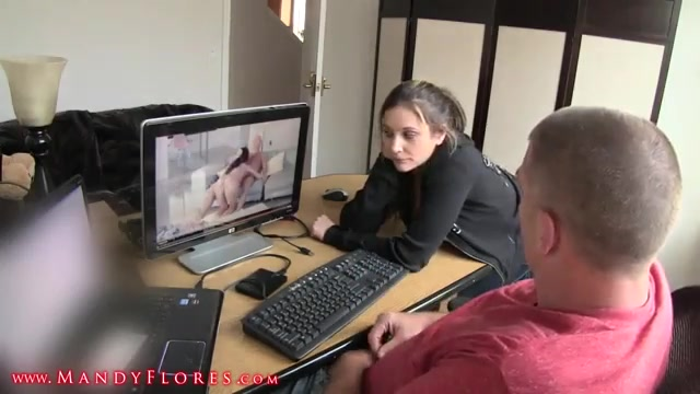 Жена предложила порно