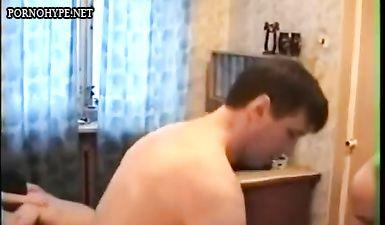 Ретро видео оргии русских свингеров в 90-х годах