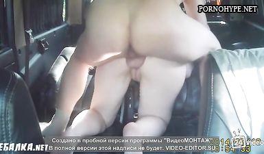 Регистратор случайно снял измену жены в машине с любовником