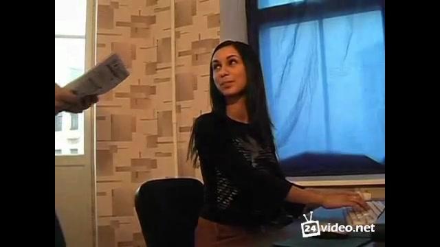 Русское порно наказание подчиненных