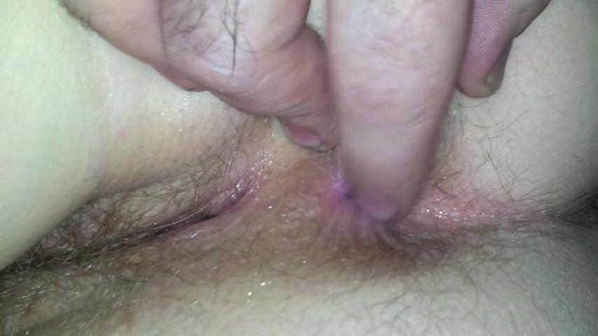 Волосатое порно крупным планом