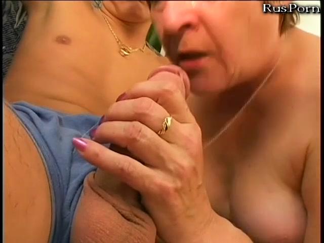 Старая бабуля порно видио