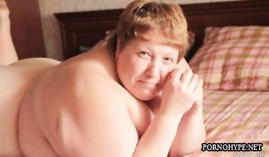 Муж сделал домашнюю порно подборку с пожилой зрелой женой