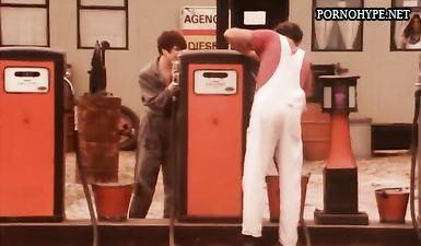 Мотор! (1979) порно комедия Тинто Брасса